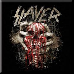 Magnet na lednici Slayer - Skull Clench