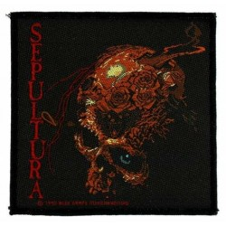 Nášivka Sepultura - Beneath The Remains