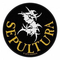 Nášivka Sepultura - Circular