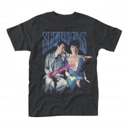 Pánské tričko Scorpions - Love Drive