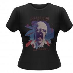 Dámské tričko Scorpions - Black Out