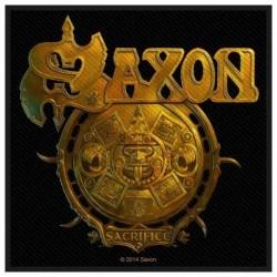 Nášivka Saxon - Sacrifice