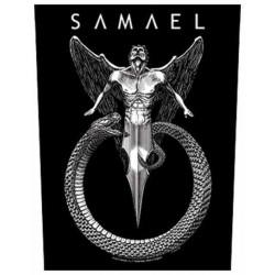 Nášivka Samael - Saviour