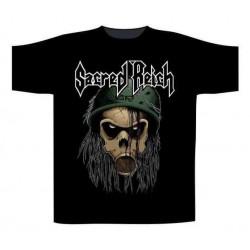 Pánské tričko Sacred Reich - Gas Mask