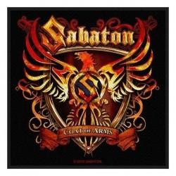 Nášivka Sabaton - Coat Of Arms