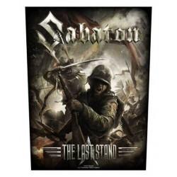 Nášivka Sabaton - The Last Stand