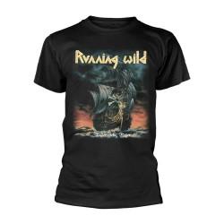 Tričko Running Wild - Under Jolly Roger