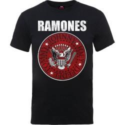 Pánské tričko Ramones - Red Fill Seal