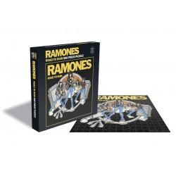 Puzzle Ramones - Road To Ruin