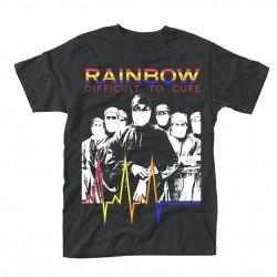 Pánské tričko Rainbow - Difficult To Cure