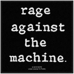 Nášivka Rage Against The Machine