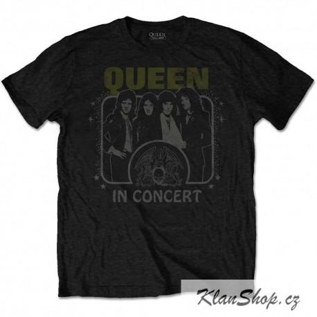 Tričko Queen - In Concert