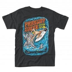 Pánské tričko Parkway Drive - Shark Punch