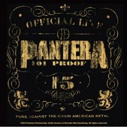 Podtácek Pantera - Proof