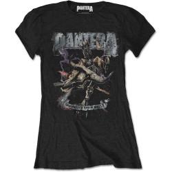 Dámské tričko Pantera - Vintage Rider