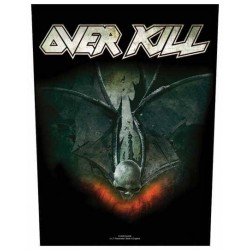 Nášivka Overkill - For Those Who Bleed