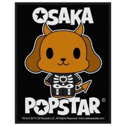 Nášivka Osaka Popstar - Skeledog
