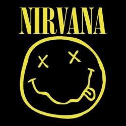 Podtácek Nirvana - Smiley