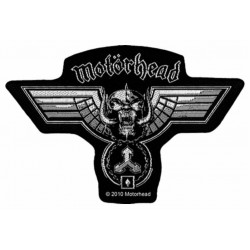 Nášivka Motorhead - Hammered Cut Out