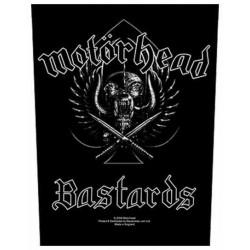 Nášivka Motorhead - Bastards
