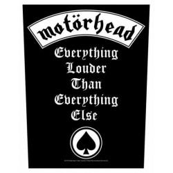 Nášivka Motorhead - Everthing Louder