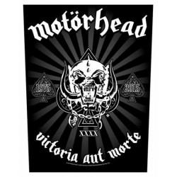 Nášivka Motorhead - Victoria Aut Morte