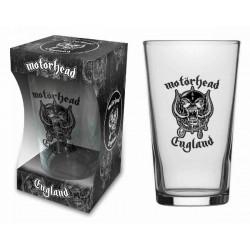 Sklenička Motörhead - England