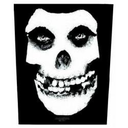 Nášivka Misfits - Face Skull