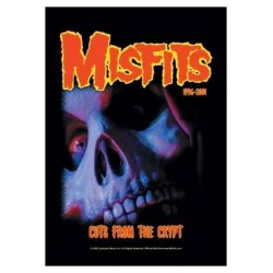 Vlajka Misfits - Cuts From The Crypt