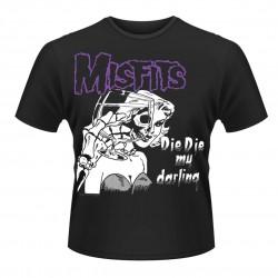 Pánské tričko Misfits - Die Die My Darling