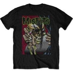 Pánské tričko Misfits - Pushead