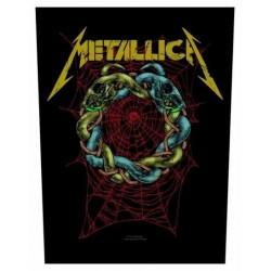 Nášivka Metallica - Tangled Web