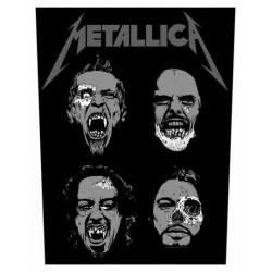 Nášivka Metallica - Undead