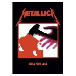Vlajka Metallica - Kill Em All