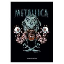 Vlajka Metallica - Pirate