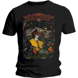 Pánské tričko Mastodon - Seated Sovereign