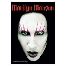 Vlajka Marilyn Manson