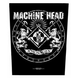 Nášivka Machine Head - Crest