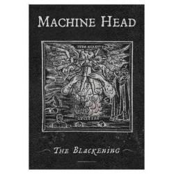 Vlajka Machine Head - The Blackening