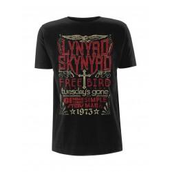 Pánské tričko Lynyrd Skynyrd - Freebird 1973 Hits