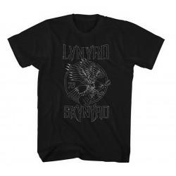 Pánské tričko Lynyrd Skynyrd - Eagle Guitar 73
