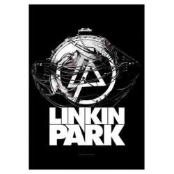 Vlajka Linkin Park - Atomic Age