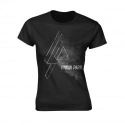 Dámské tričko Linkin Park - Smoke