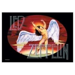 Vlajka Led Zeppelin - Swan Song