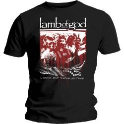 Pánské tričko Lamb Of God - Enough is Enough