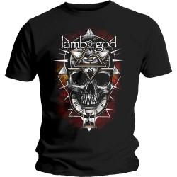 Pánské tričko Lamb Of God - All Seeing Red