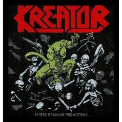 Nášivka Kreator - Pleasure To Kill