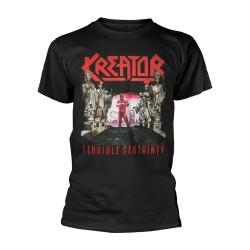 Pánské tričko Kreator - Terrible Certainty