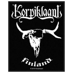 Nášivka Korpiklaani - Finland