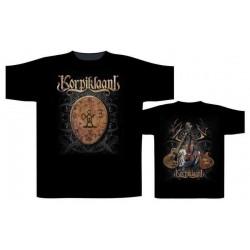 Pánské tričko Korpiklaani - Shaman